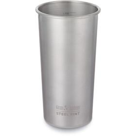 Klean Kanteen Pint Drinkfles 592ml grijs